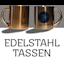 Edelstahl-Tassen