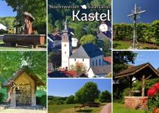 Ansichtskarte Nonnweiler-Kastel