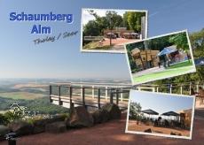 Ansichtskarte Schaumberg-Alm
