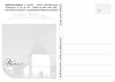Ansichtskarte Katharinen-Kapelle