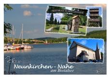 Ansichtskarte Neunkirchen-Nahe