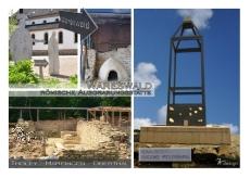 Ansichtskarte Wareswald