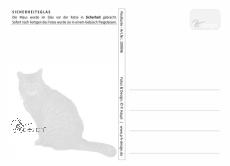 Postkarte SICHERHEITSGLAS