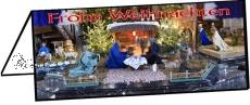 Klappkarte Weihnachtskrippe Sotzweiler