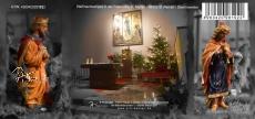 Klappkarte Weihnachtskrippe  Oberlinxweiler
