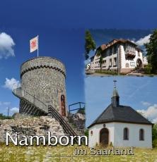 Motiv-Umhängetasche Namborn