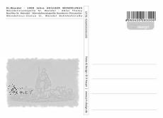 Ansichtskarte St. Wendel - 1400 Jahre HEILIGER WENDELINUS