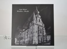 Alu-Dibond St. Wendel - Basilika - 30cm