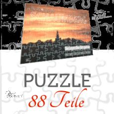 Puzzle 88 Teile - Ihr MOTIV