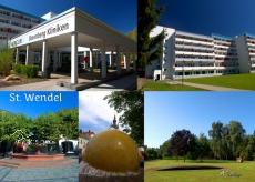 Ansichtskarte St. Wendel - Bosenberg