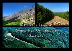 Ansichtskarte Keltischer Ringwall