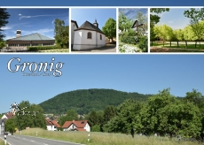 Ansichtskarte Gronig
