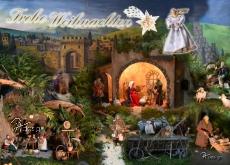 Adventskalender Krippchen Winterbach