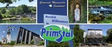 Tasse Willkommen in Primstal