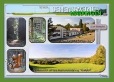 Ansichtskarte Sehenswertes Marpingen - Biberpfad