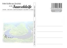 Ansichtskarte ORSCHOLZ - 1