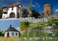 Ansichtskarte Namborn