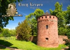 Ansichtskarte Burg Kerpen