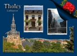Ansichtskarte Tholey Rathausplatz