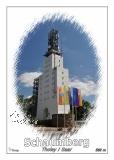 Ansichtskarte Schaumberg 001 - Schaumberg-Turm