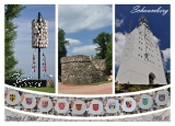 Ansichtskarte Schaumberg-Plateau