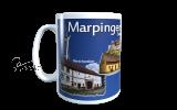 Tasse Marpingen - Ortsteile