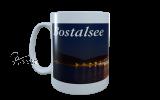 Tasse Bostalsee 3 (bei Nacht)