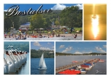 Ansichtskarte Bostalsee 001