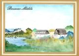 Ansichtskarte Bosener Mühle