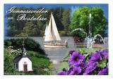 Ansichtskarte Gonnesweiler am Bostalsee