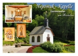 Ansichtskarte Nepomuk-Kapelle