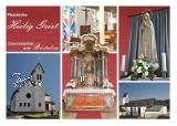 Ansichtskarte Kirche Heilig Geist Gonnesweiler