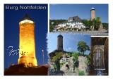 Ansichtskarte Nohfelden Burg