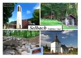 Ansichtskarte Selbach