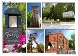 Ansichtskarte Warken genannt Eckstein (Bildstock + Hasborn)