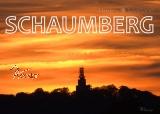 Ansichtskarte Schaumberg im Abendrot