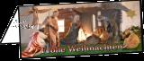 Klappkarte Weihnachtskrippe  Nonnweiler-Schwarzenbach