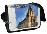Motiv-Umhängetasche St. Wendel - Dom