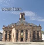 PVC-Einlege-Folie Ludwigskirche