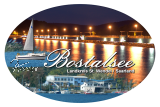 Aufkleber Bostalsee 002