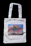 Stofftasche Bostalsee-Gemälde