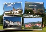 Ansichtskarte Gruß aus Sankt Wendel