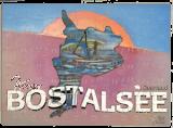 Puzzle 88 Teile - Bostalsee Gemälde