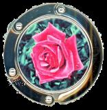 Taschenhalter Rosenblüte