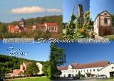 Ansichtskarte Missionshaus und Wendelinushof
