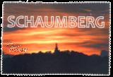 Glasreinigungstuch SCHAUMBERG ABENDROT