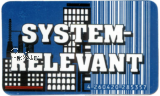 Magnet-Sticker - SYSTEMRELEVANT