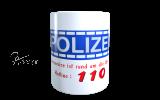 Tasse - POLIZEI