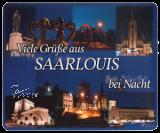 Mousepad SAARLOUIS-3 bei Nacht