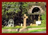 Ansichtskarte Marpingen-Bergmannskreuz